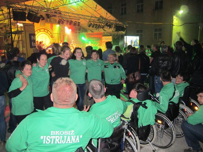 Aktivnosti BKOSIZ 'Istrijana' od 1.6.2011. do 31.5.2012. godine