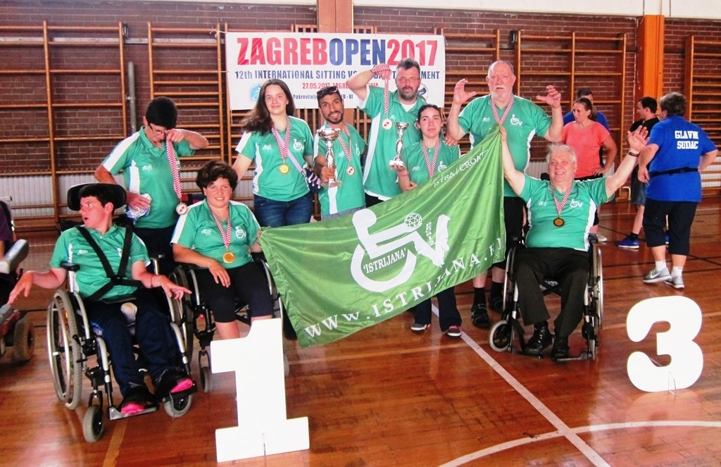 ISTRIJANI medalje u Zagrebu