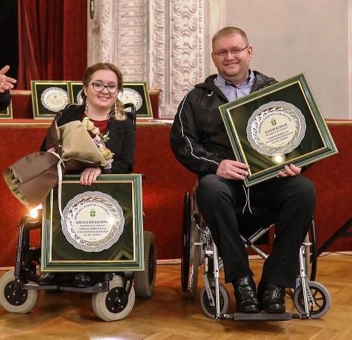 Davor Komar i Melisa Osmanović najbolji sportaši Pule u 2017. godini
