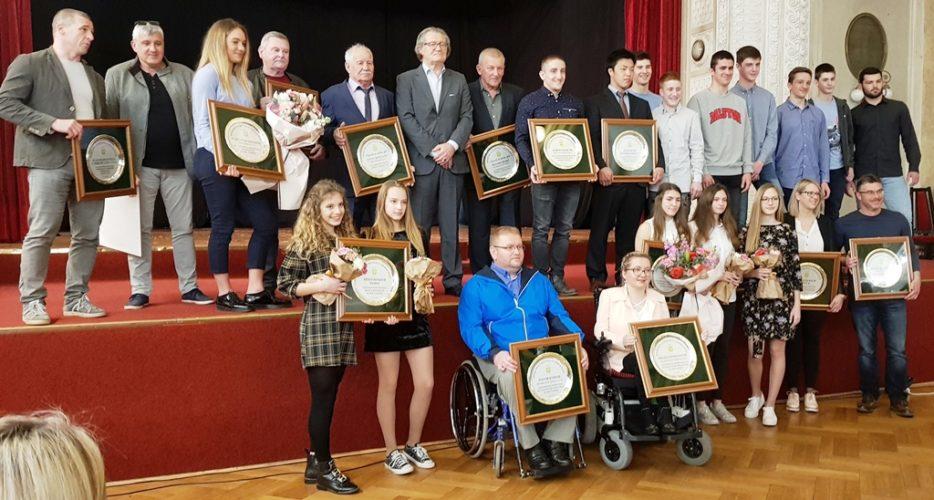 BKOSIŽ SZGP najbolji sportaši Pule za 2018 dodinu 1