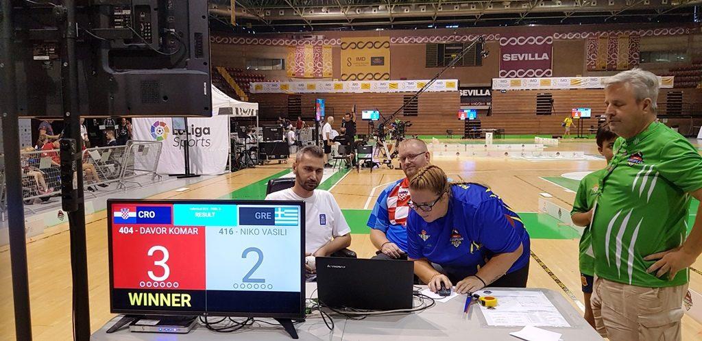BKOSIŽ Europsko prvenstvo Španjolske 24. kolovoza - 1. rujna 2019. godine - 4