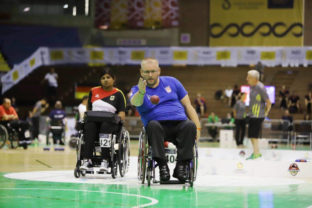 BISFed Boccia European Championship - SEVILLA 2019